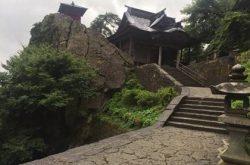 風靡の山寺